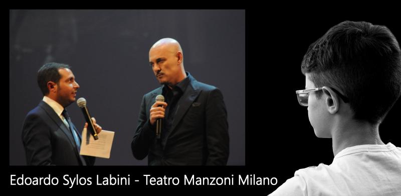 Edoardo Sylos Labini - Teatro Manzoni Milano