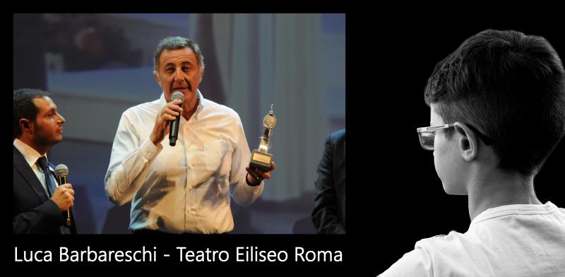 Teatro Eiliseo Roma - Luca Barbareschi